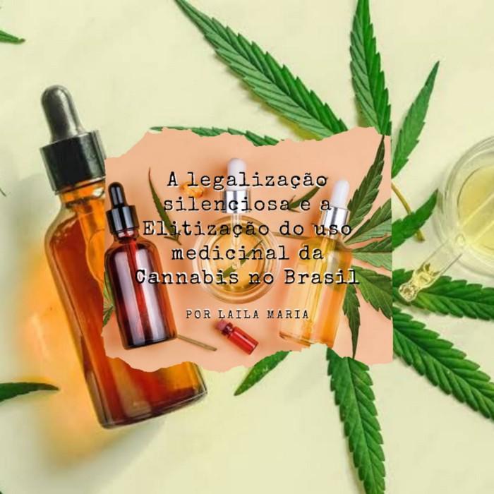 legalização silenciosa e elitização da cannabis